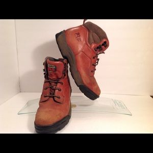 Timberland pro series size 12 steel toe work boots